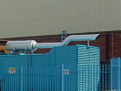 Diesel / Gas Driven Generating Sets