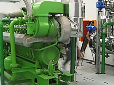 Diesel Electric Services (Pty) Ltd