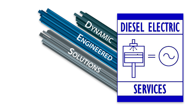 Diesel Electric Services (Pty) Ltd - Dynamic . Engineered . Solutions
