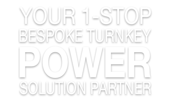 Diesel Electric Services (Pty) Ltd - Your 1-Stop Bespoke Turnkey Power Solution Partner